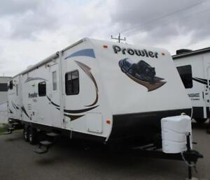 Prowler 32 BHDS  LARGE BUNK HOUSE  TWO DOORS  OUTDOOR KITCHEN