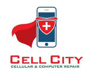 CELL CITY (Near to Garden City)- we repair phones,iPads,Computer