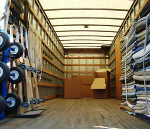 MOVING? Affordable Rates for GREAT MOVERS 506 874 0939