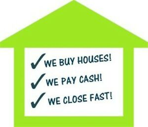 I want to buy Your Property for CASH!