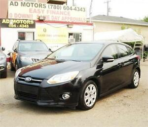 """ ONE OWNER "" ACTIVE STATUS"" 2012 FORD FOCUS SE SPORTY HATCHBACK"