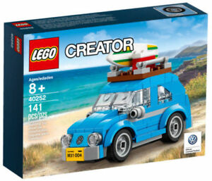 new sealed VW Mini Beetle 40252 - LEGO Gift with Purchase