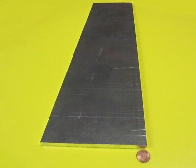 7075 Aluminum Sheet T651 .375 38 Thick X 6 Width X 24 Length