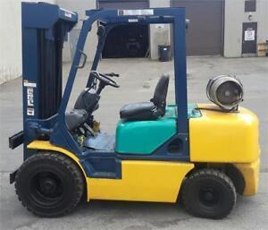 sales Used Forklift Chariot elevateur usage Liquidation