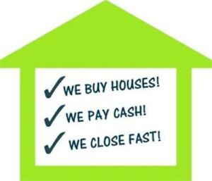 CASH FOR YOUR PROPERTY! I want to buy Your Property for CASH!