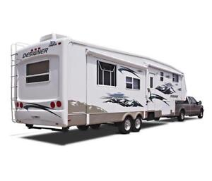 ***SOLD SOLD SOLD*** 2007 37' DESIGNER LUXURY 5TH FIFTH WHEEL