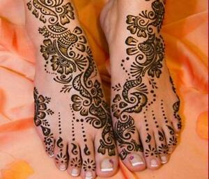 Henna Designs /bridal henna,Henna Party(chamicals Free) Stratford Kitchener Area image 2