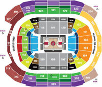 NBA All-Star Game Sunday Feb 14th Pair Lower Bowl!