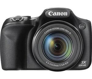 THE CELL SHOP has a Canon PowerShot SX530 HS *Never Used*