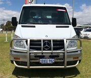 2012 Mercedes-Benz Sprinter 906 MY12 316 CDI LWB White 7 Speed Automatic Van Wangara Wanneroo Area Preview