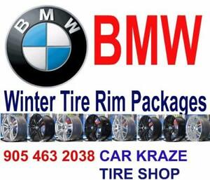 BMW Winter Wheels & Tire Package AT Car Kraze 905 463 2038