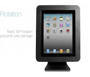 iPad Enclosure Kiosk - Rotates 360` and Tilts - Top iPad Kiosk Kitchener / Waterloo Kitchener Area image 8
