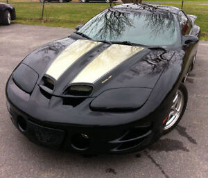2001 Pontiac Trans Am Ram Air WS6 Coupe Certified and Etested