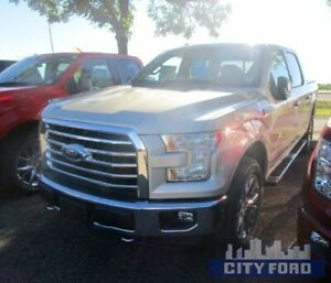 "2017 Ford F-150 4x4 SuperCrew 145"" XLT"