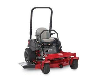 Toro Zero turn lawn mower Titan MX5400