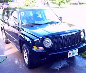 2008 Jeep Patriot Canadian North Edition 4x4 SUV, Crossover