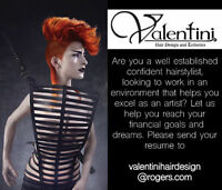 HAIRSTYLIST POSITION