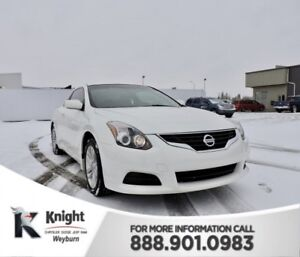 2011 Nissan Altima 2.5 S Heated Leather Back-Up Cam Sunroof Blue