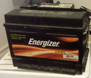 Energizer Top Post 590 CCA Car Battery