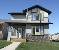 BRAND NEW 2-STOREY HOME IN ROCKY MTN. HOUSE