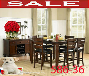 dining & kitchen room furniture tables, arm chairs, buffets,586