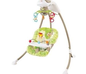 baby swing electric and battery oprated