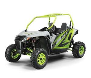 2018 TEXTRON/ ARCTIC CAT WILDCAT SPORT LIMITED! BLOWOUT LAST 1!