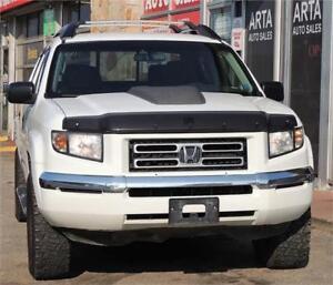 2008 Honda Ridgeline LX/\4WD