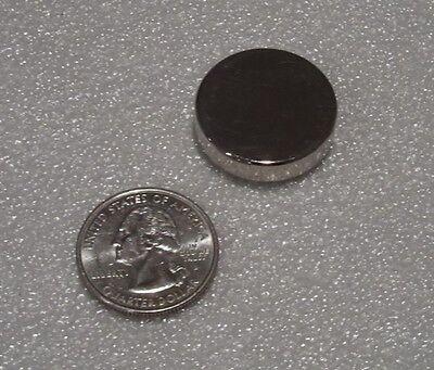 Brand New Neodymium Rare Earth Magnets N52 Grade Large 1 X 38 Discs-powerful