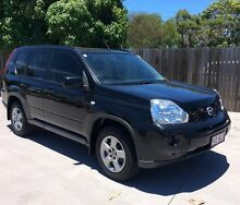 2008 Nissan X-Trail T31 ST Black 1 Speed Constant Variable Wagon Pialba Fraser Coast Preview