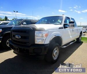 "2013 Ford Super Duty F-250 SRW 4x4 Crew Cab 156"" XL"