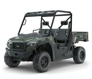 All NEW Textron Arctic Cat Prowler Pro 800 ONLY $56 per week OAC