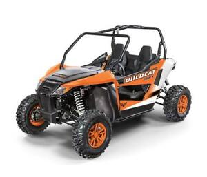 2018 TEXTRON/ARCTIC CAT WILDCAT SPORT XT BLOWOUT