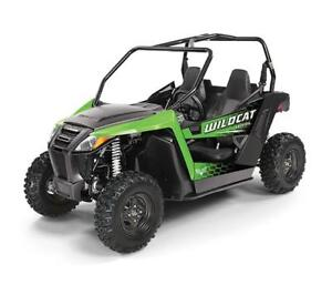 2018 Arctic Cat Wildcat Trail WAS $14299 NOW $12999**