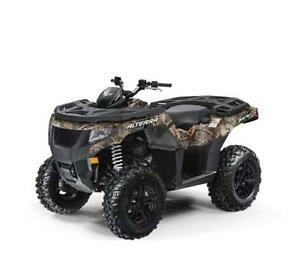 2018 TEXTRON/ARCTIC CAT ALTERRA 700 XT CAMO POWER STEERING