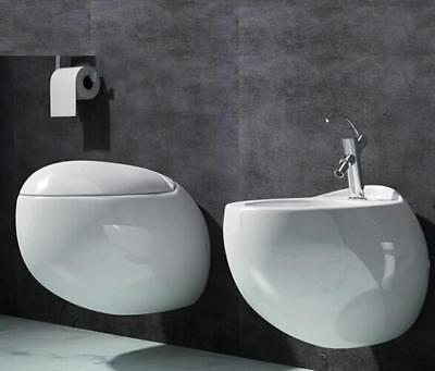 Swiss Madison Plaisir® Wall hung loo bowl