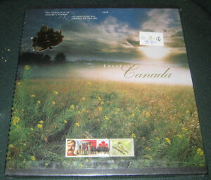 THE COLLECTION OF CANADA'S STAMPS BOOK FOR SALE'' 1976