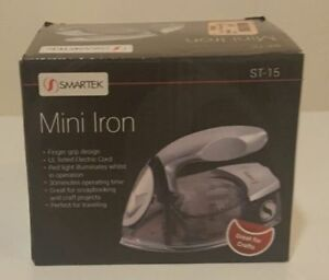"""Smartek Travel Mini Iron"""