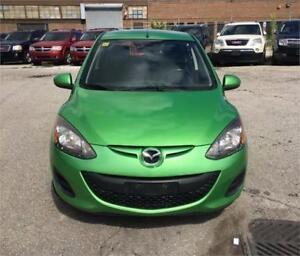 2011 Mazda Mazda2 GX Accident Free