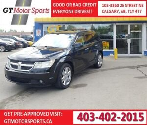 2009 Dodge Journey R/T AWD   $0 DOWN - EVERYONE APPROVED!