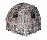 """PAWN PRO'S HAS AN ALTAN HIDEOUT GROUND BLIND 65"""" X 85"""""""