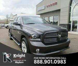 2014 Ram 1500 Sport Heated/Cooled Leather NAV
