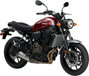 Save over $1600 on our last Yamaha XSR 700 in stock!