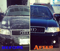 *CAR PAINTING *AUTOBODY WORK * TRUCK PAINTING & MORE...