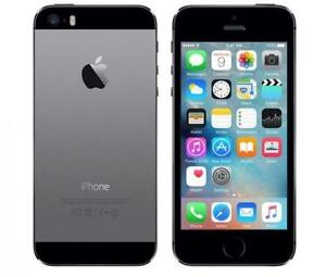 iPhone 5s 16GB, Fido, No Contract *BUY SECURE*