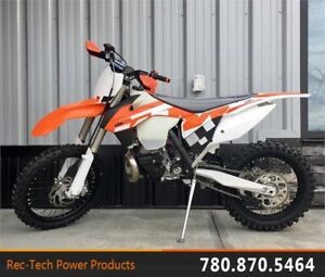 2016 KTM 300 XC - Heavily Discounted! $52/bi-weekly!