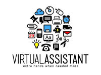 VIRTUAL ASSISTANT JOB WANTED!!
