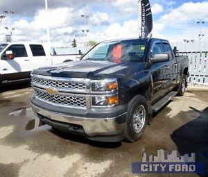 2014 Chevrolet Silverado 1500 4x4 Double Cab Standard Box Work T