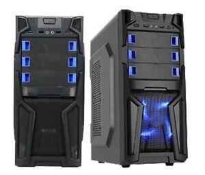 Ordinateur de bureau | 120Go SSD | 1To HDD
