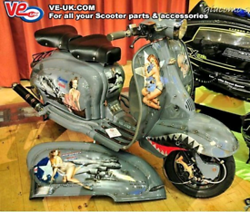 WANTED SCOOTER LML OR VESPA